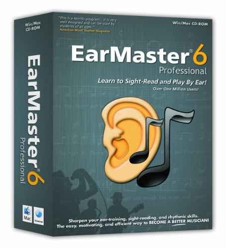 EarMaster Pro 6 Old Version