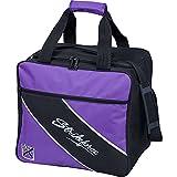 KR Strikeforce Bowling Fast Single Tote Bowling Bag (Purple)