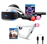 PlayStation VR Launch Bundle 3 Items (Small image)