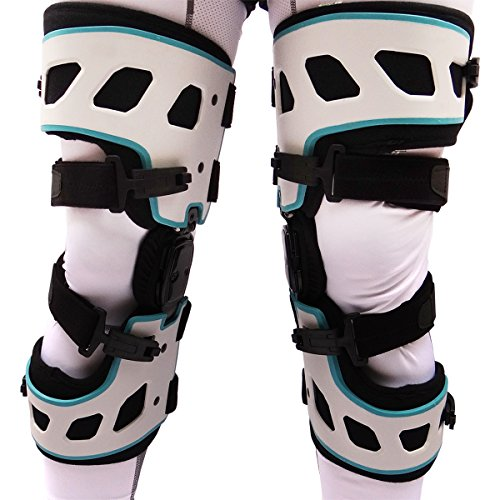 Orthomen OA Unloader Knee Brace for Osteoarthritis, Bone On Bone & Cartilage Injury - Medial - Universal (Left) by Orthomen (Image #4)