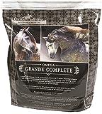 Omega Grande A Complete Natural Flax, 15 lb