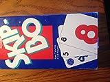 Skip- Bo Card Game 1983 Edition