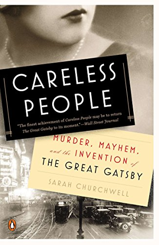 Essex Media Stand - Careless People: Murder, Mayhem, and the Invention of The Great Gatsby