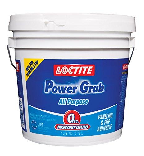 Loctite PowerGrabExpress All-Purpose Adhesive,1 Gallon Pail (2082702)