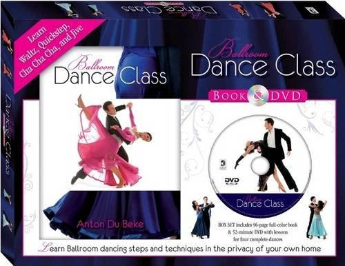 Ballroom Dance Class Book and DVD (PAL) (Gift Box) by Hinkler Books