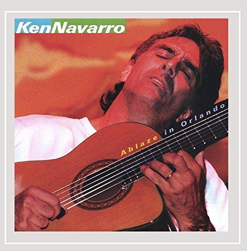 Ablaze In Orlando - Ken Navarro