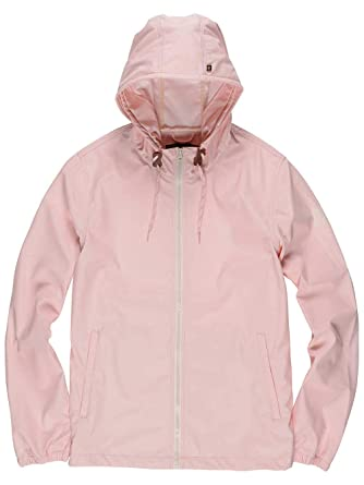 ELEMENT Chaqueta Alder Rain Rose Quartz Rosa Hombre: Amazon ...