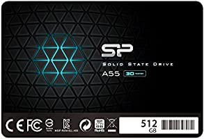 Silicon Power SSD 512GB 3D NAND A55 SLC