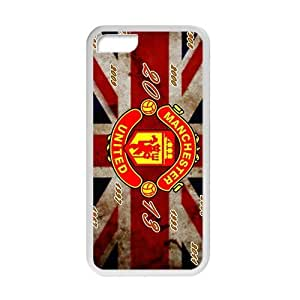 Diy iPhone 6 plus TYHde MANCHESTER UNITED premier soccer Phone case for iPhone 6 plus ending