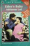 Eden's Baby, Adrianne Lee, 0373223838