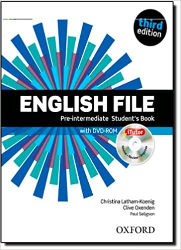 Image result for ENGLISH FILE PRE INTErmediate