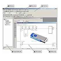 PLC Programming Software, Ladder Logic Function Automation Training