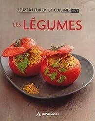 Les legumes par Georges Blanc