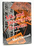 Idle and Disorderly Persons, Mary Hazzard, 0914842668
