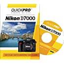Nikon D7000 Instructional DVD by QuickPro Camera Guides