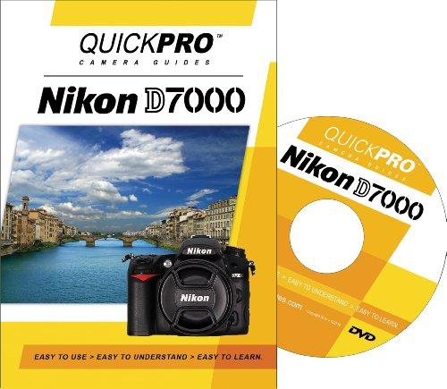 Nikon D7000 Instructional DVD by QuickPro Camera ()