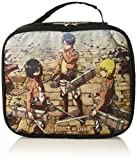 Attack on Titan Main Three Lunch Bag Anime Backpack