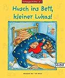 img - for Husch ins Bett, kleiner Lukas. Vorlesegeschichten ab 2. book / textbook / text book