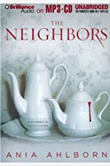 By Ania Ahlborn The Neighbors [Paperback] Paperback
