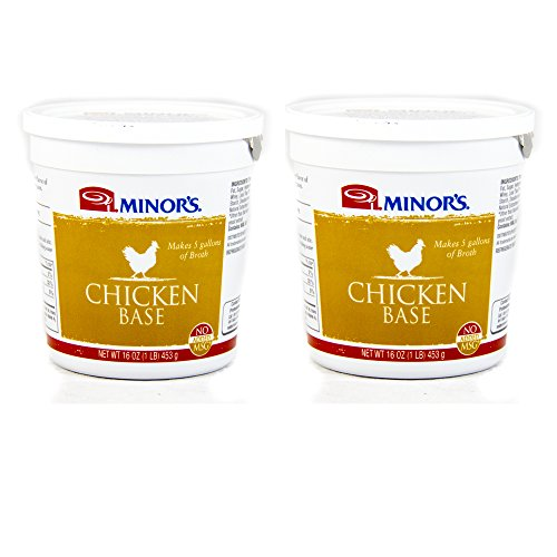 - Minor's (Original Formula) Chicken Base - 16 Oz. (Pack of 2)