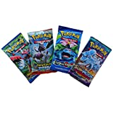 Pokemon Random Booster, 4 Pack