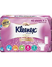 Kleenex Ultra Soft Moist Toilet Tissue