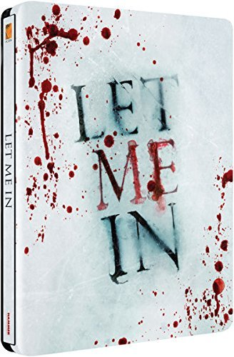 Let Me In 2014 Exclusive Limited Edition Steelbook Ultra Limited Print Run Blu-ray