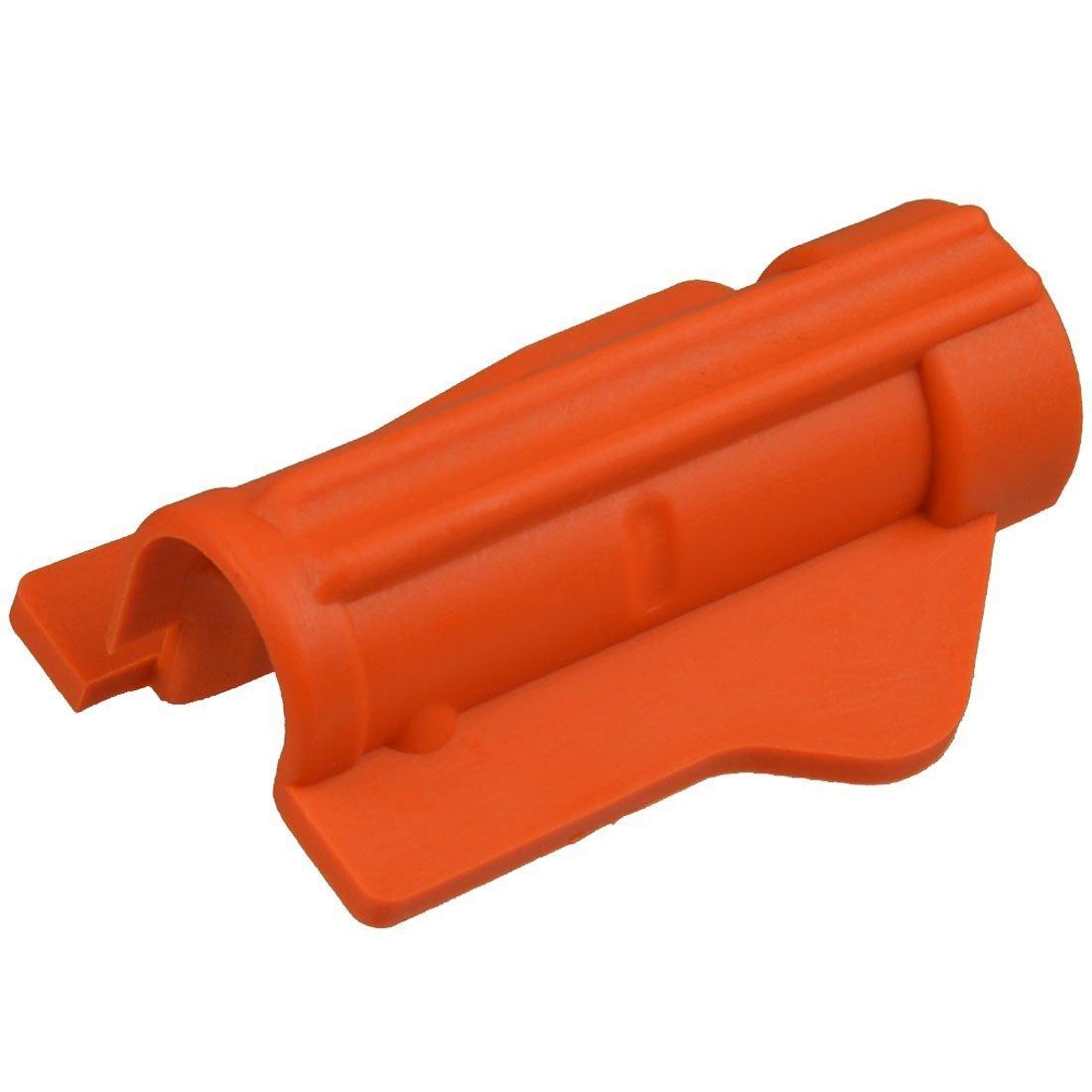 Field Sport M1 Garand Receiver Insert, Safety and Maintenance for the M1 Garand, Bright Orange
