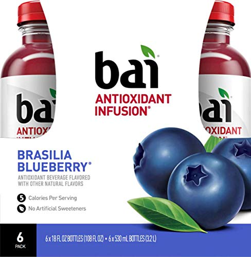 Bai Antioxidant Infused Drinks 6-Pack Only $7.12