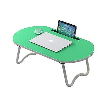 Práctica mesa multifuncional. Cama Escritorio de la computadora ...