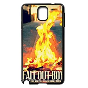 DDOUGS Fall out boy High Quality Cell Phone Case for Samsung Galaxy Note 3 N9000, Personalized Fall out boy Case