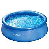 Summer-Waves-Fast-Set-Quick-Up-Pool-366x91cm-Swimming-Pool-Familien-Schwimmbad-mit-Filterpumpe