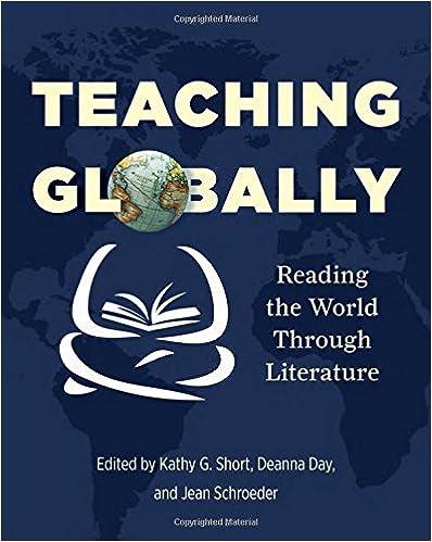 Amazoncom Teaching Globally Reading The World Through Literature