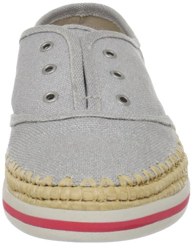 Boutique 9 Womens Kadence Fashion Sneaker Silver aJQi1D5