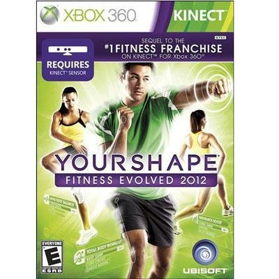 Your Shape Fitness 2012 Kinect 52704 product image