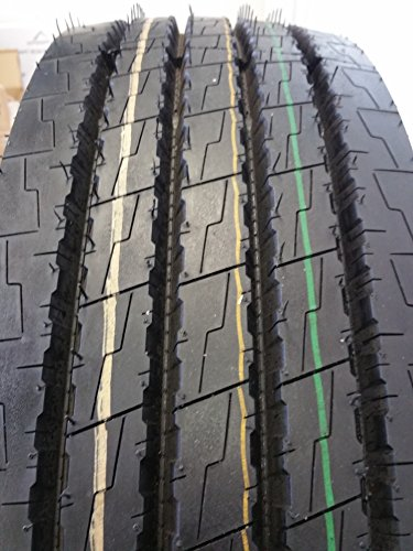 (6-TIRES) 245/70R19.5 H/16 NEW ROAD WARRIOR STEER ALL POSITION TIRES 16 PLY 24570195