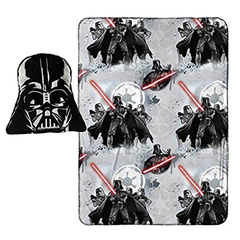 Star Wars Darth Vader Nogginz Character Pillow with 40
