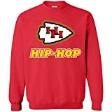 Rap History Kansas City Hip-Hop Crewneck Sweatshirt
