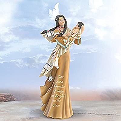 The Bradford Exchange You Are A Promise Of Hope A Love Eternal Figurine By The Hamilton Collection