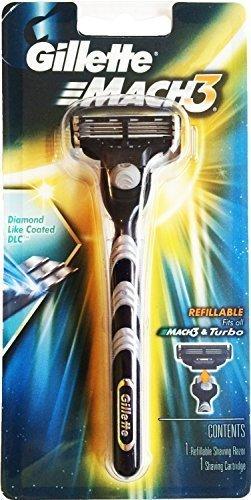 mach-3-razor-with-1-blade-diamond-like-coated-dlc