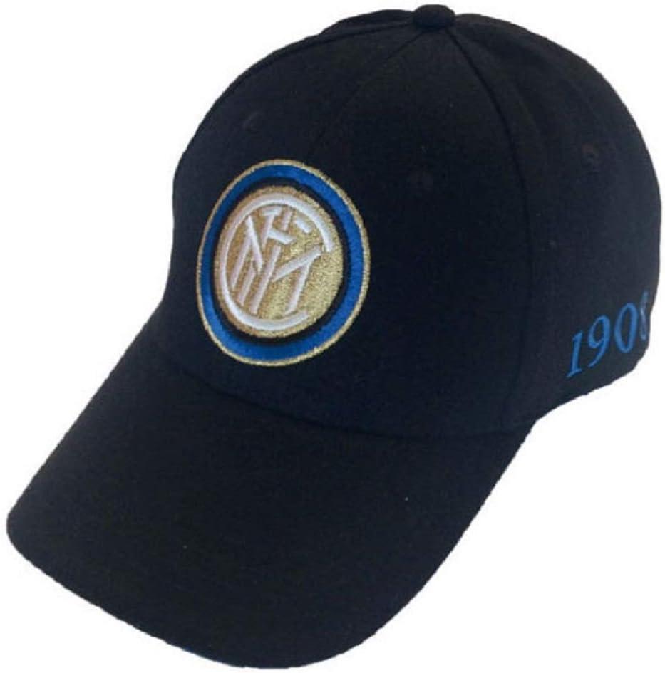 Chapeau Inter FC Casquette Officielle Casquette Taille r/églable