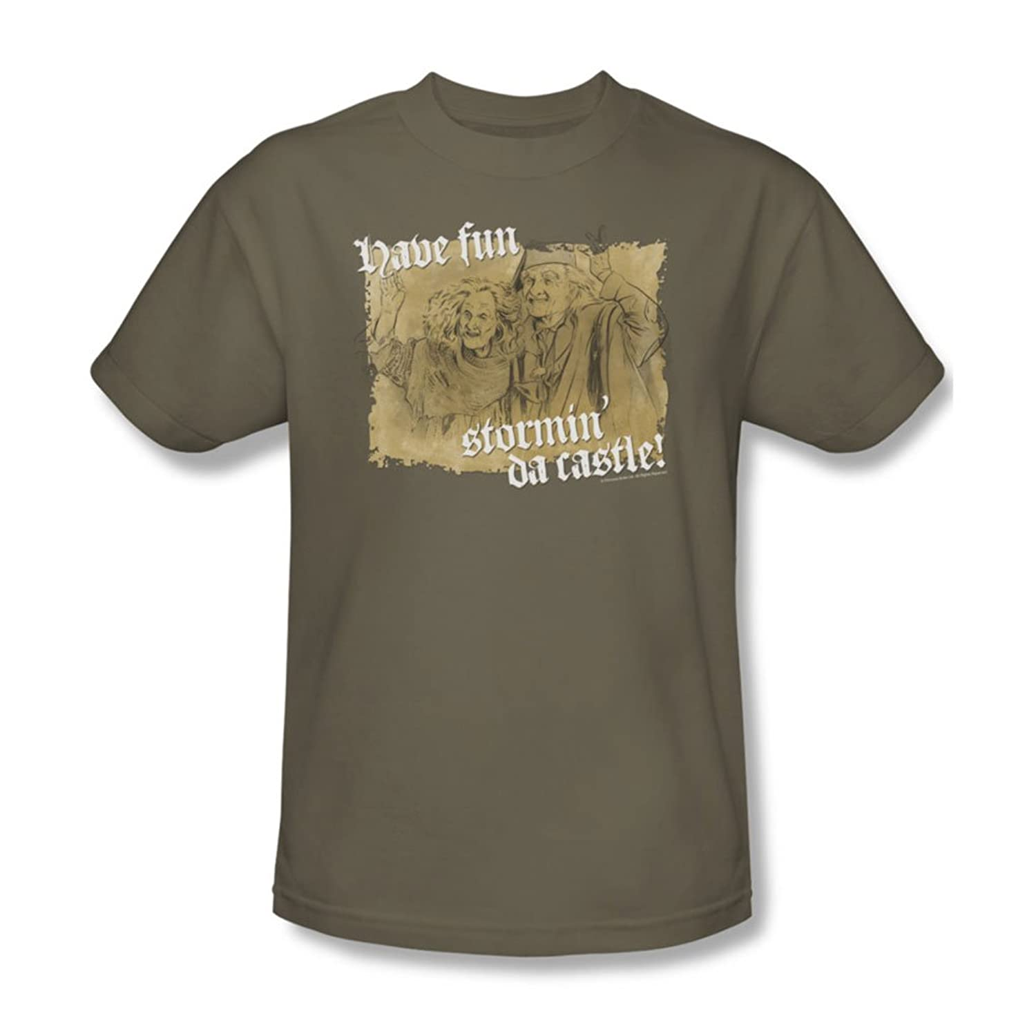 Pb - Mens Stormin Da Castle T-Shirt