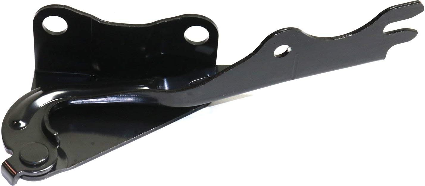 Hood Hinge Compatible with 2007-2015 Mazda CX-9 Set of 2 Passenger and Driver Side