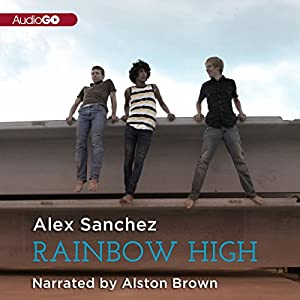 Rainbow High Audiobook