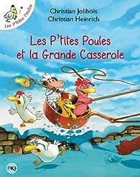 Les P'tites Poules et la Grande Casserole - T12