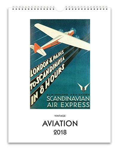 vintage airline calendar - 2