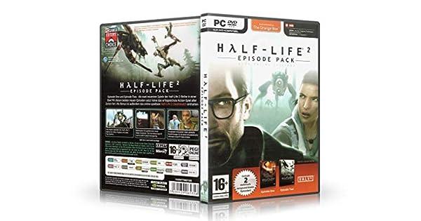 Half-Life 2: Episode Pack (PC DVD) [importación inglesa]: Amazon ...