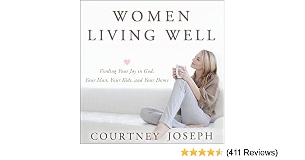 Amazon Com Women Living Well Find Your Joy In God Your