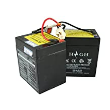 24 Volt 5 Ah Battery Pack for the Razor E150 (W13111612003, W13111201003) (Version 6+)