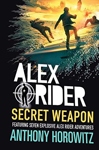 Secret Weapon  Alex Rider